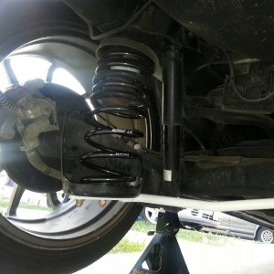 Suspension Repair Ashford